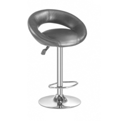 SPS-353 Padded Seat Stainless Steel Bar Stool