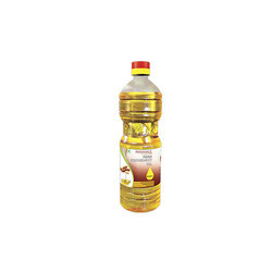 Patanjali Groundnut Oil, Packaging: 1 litre