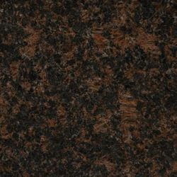 Polished Ten Brown Granite, Thickness: 17 mm