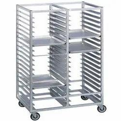 Kitchen Tray Rack