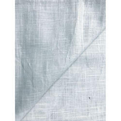 Plain Cotton Slub Fabric
