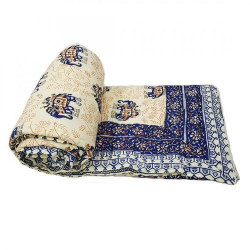 3f401c7e41 Double Bed Printed Jaipuri Razai, Size: 90x108 Inches, Rs 750 /piece ...