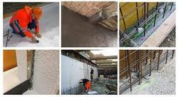 Size/Area: <10 Meter Application/Usage: Industrial Injection Waterproofing Services