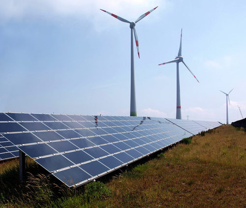 ગુજરાત સરકારે સોલાર – વિન્ડ હાઇબ્રિડ પાવર પોલિસીની જાહેરાત કરી