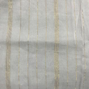 Golden Striped Rayon Fabric