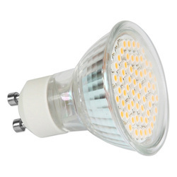 ABS Plastic LED Dimmable Light, Shape: Round
