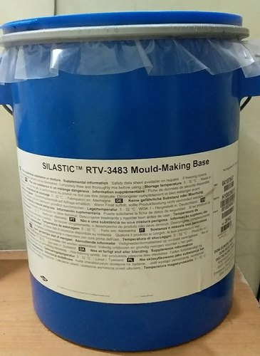 Liquid Silicone Rubber Rtv 3483 Wholesale Trader From