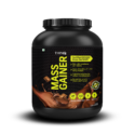 Chocolate Organic Thinq Mass Gainer (5lbs)