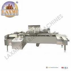 Semi Automatic Ampoule Filling and Sealing Machine