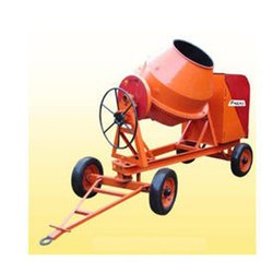 Concrete Mixture Simpel Type