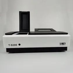 Peak USA T9200A UV Visible Double Beam Touch Screen Spectrophotometer