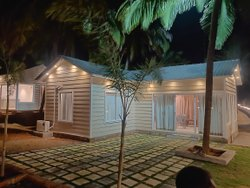 Holiday Resorts Prefabricated Cottage