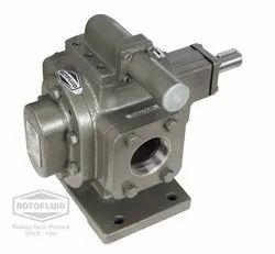 Fluid Coupling Gear Pump