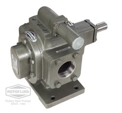 Fluid Coupling Rotary Gear Pump