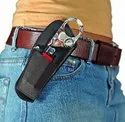 Bartender Leather Holsters - NJ 5902