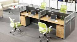 Modular Workstation for Corporate