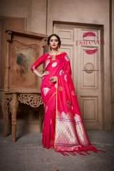 Rich Cotton Silk Sarees
