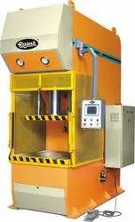 Working Of Hydraulic Press