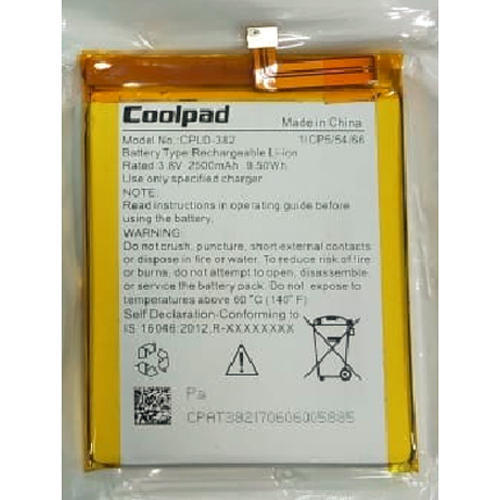Coolpad Mobile Battery