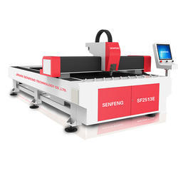 SF2513E Fiber Laser Cutting Machine