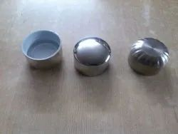 Milestone Screw Cap Steel Caps, Packaging Type: Packet
