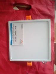 Pure White , Warm White LED Panel Light Cut Size, Shape: Square, Round