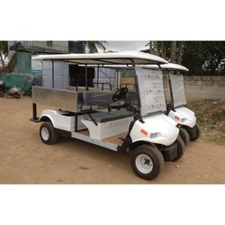 4 Seater Electric Cargo Cart