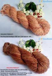 Dyed Sari Silk Silk Knitting Yarn