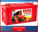EXPRESS 1100 Exide Battery
