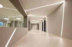 LED Concealed Profile Lights