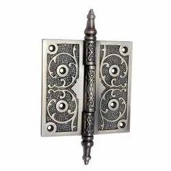 4inch x 4inch Brass Decorative Hinge