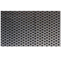 Cold Rolled MS Perforated Sheet