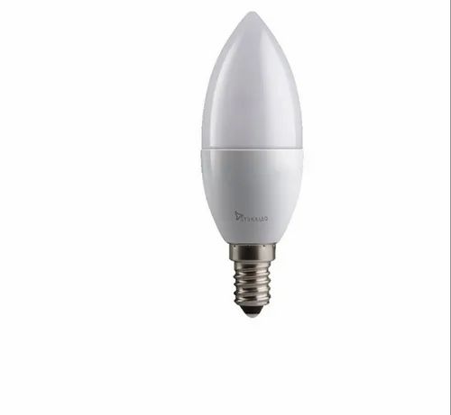 Syska Candle Bulb, Model Number: Ssk-pac, Warranty: 2 Years