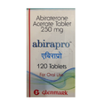 Airapro Cancer Abirapro Tablets, Packaging Size: 120 Tablets