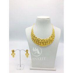 Indian Designer Short Necklace Set