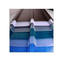 Embossed Polycarbonate Roofing Sheet