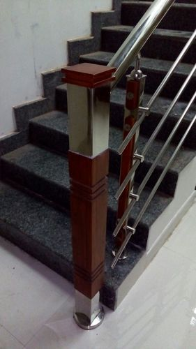Bar Round Handrails, For Home, Rs 450 /square feet, Sedate ...