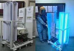 Corana Covid Room UV Disinfection Systems