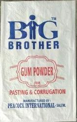 Pasting Gum Powder - Adhesive Glue Powder