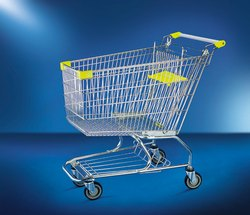 shopping trolley 125 litres