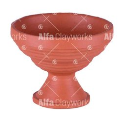 Earthen Clay Kulfi / Ice Cream Bowl