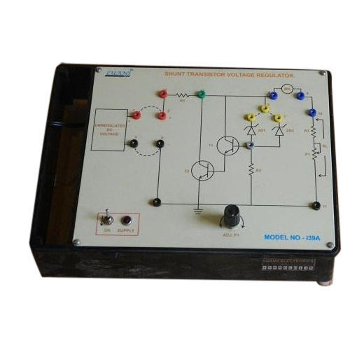 Shunt Transistor Voltage Regulator