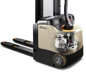 Crown 1 and 1.8 Ton Electric Stacker