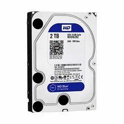 HDD SATA WD Hard DISK Surveillance, Memory Size: 2 Tb