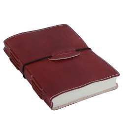 Leather Cover Notebook Dairy