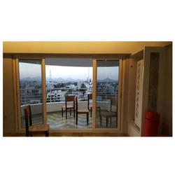 Aluminum Home Window, Height: 5-6 Feet