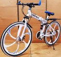 New BMW Foldable Cycle 6 Spokes