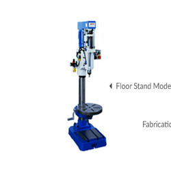 Floor Stand Model Pneumatic Automatic Drilling Machine