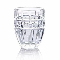 Addox 6 Piece Glassware Glass Tumbler