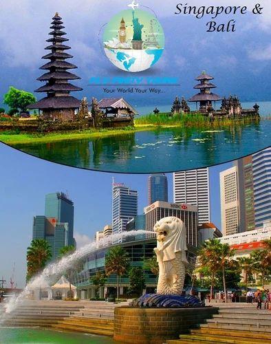 Singapore Bali Package In Vardhamanpura Pune Id 18636512612